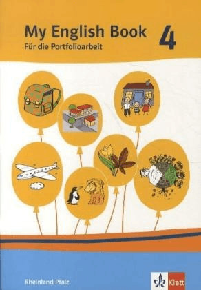 My English Book. Activity Book 4. Für die Portf...