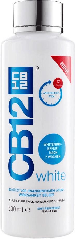 Meda Pharma CB12 white