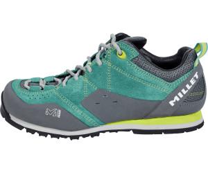 Millet Rockway Shoes Women dynasty green/asphalte 38 2017 Trekking- & Wanderschuhe fssqw2X