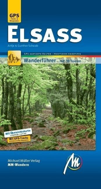 Elsass MM-Wandern [Gebundene Ausgabe]