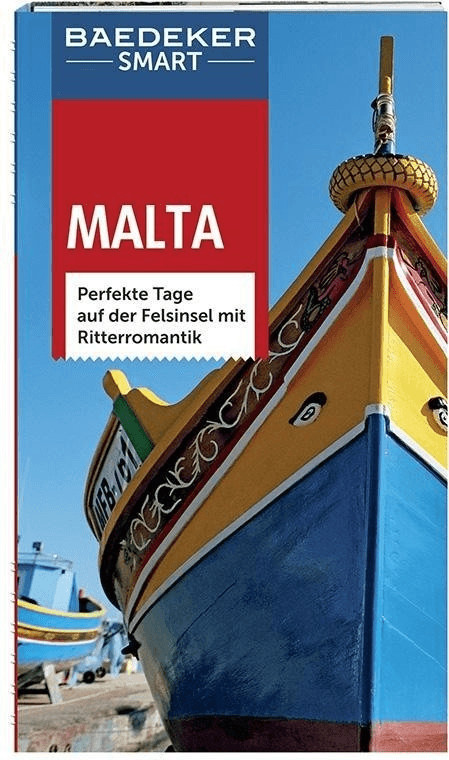 Baedeker SMART Reiseführer Malta (Bötig, Klaus ...