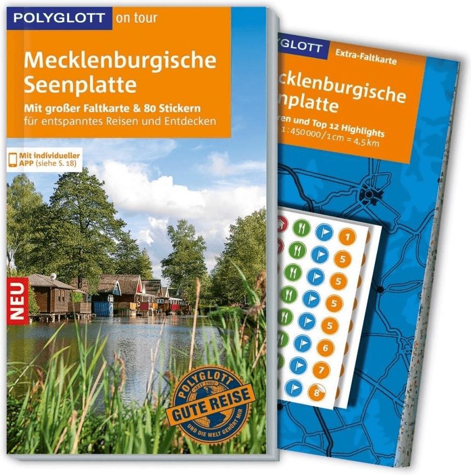 POLYGLOTT on tour Reiseführer Mecklenburgische ...