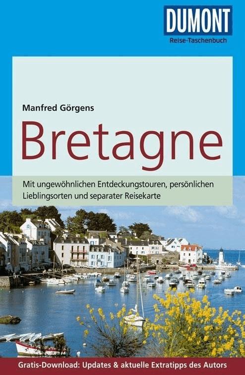 DuMont Reise-Taschenbuch Reiseführer Bretagne [...