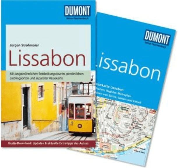 DuMont Reise-Taschenbuch Reiseführer Lissabon [...