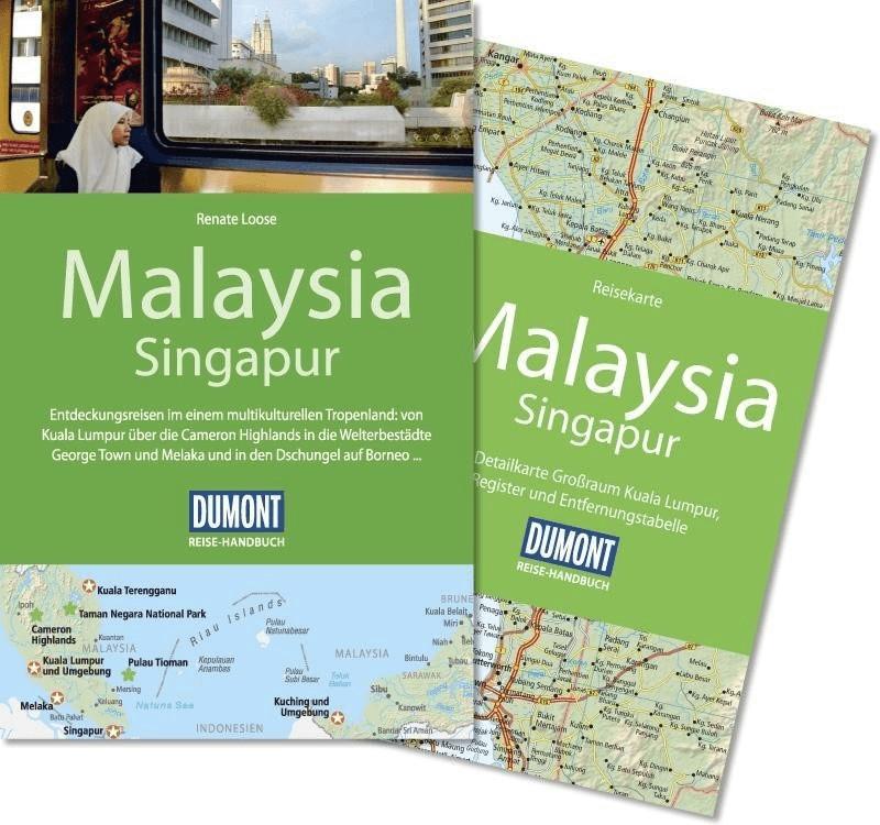DuMont Reise-Handbuch Reiseführer Malaysia, Sin...