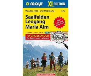 Saalfelden - Leogang - Maria Alm XL