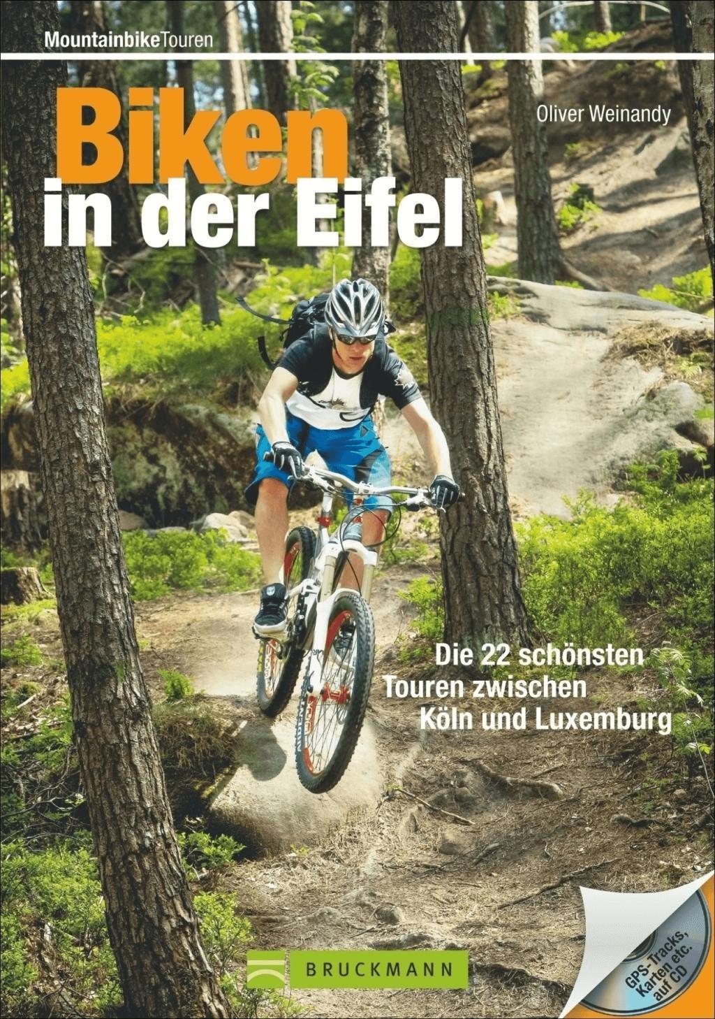 Biken in der Eifel (Weinandy, Oliver)