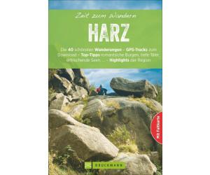 Zeit zum Wandern Harz (Bergmann, Chris)
