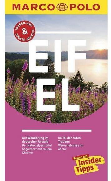 MARCO POLO Reiseführer Eifel (Kunz, Eike)