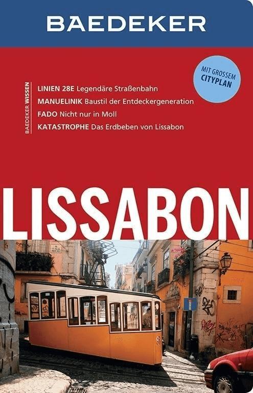 Baedeker Reiseführer Lissabon (Missler, Eva)