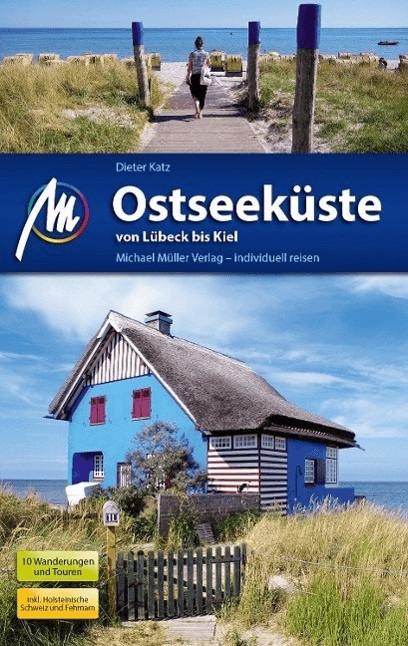 Ostseeküste von Lübeck bis Kiel (Katz, Dieter)