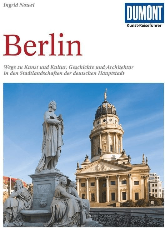 DuMont Kunst-Reiseführer Berlin (Nowel, Ingrid)