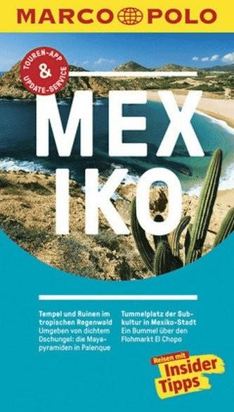 #MARCO POLO Reiseführer Mexiko (Wöbcke, Manfred)#