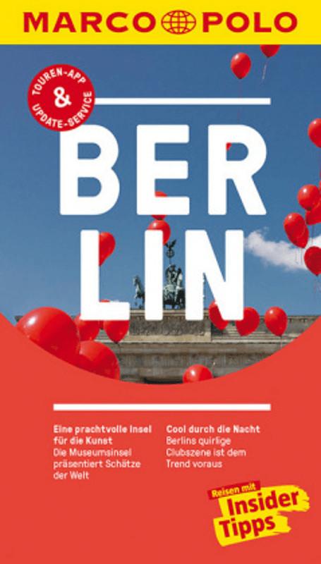 MARCO POLO Reiseführer Berlin (Berger, Christine)