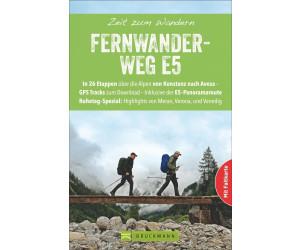 Zeit zum Wandern Fernwanderweg E5 (Mayer, Robert)
