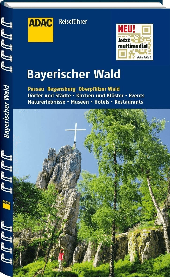 ADAC Reiseführer Bayerischer Wald (Becker, Regina)