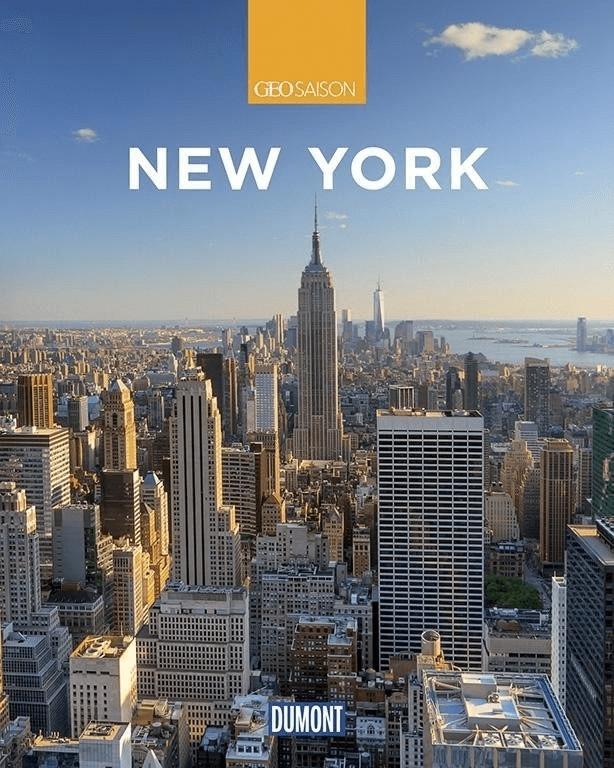 #DuMont Reise-Bildband New York [Gebundene Ausgabe]#
