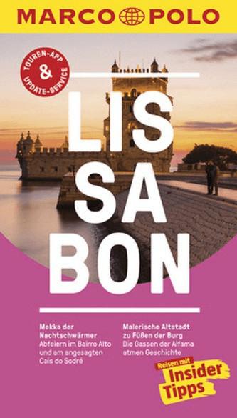 MARCO POLO Reiseführer Lissabon (Becker, Kathleen)
