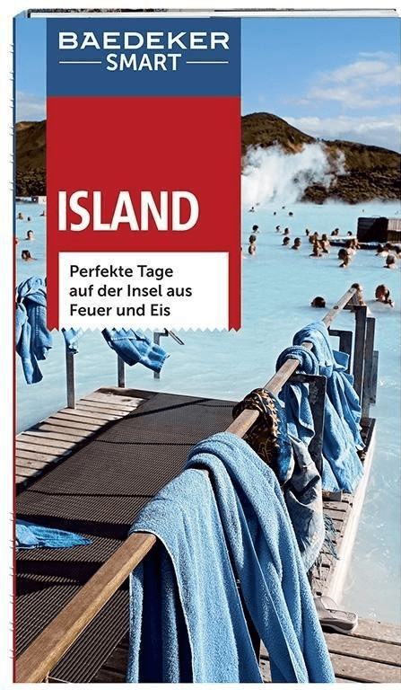Baedeker SMART Reiseführer Island (Nowak, Chris...