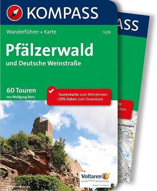 Pfälzerwald und Deutsche Weinstraße (Benz, Wolf...