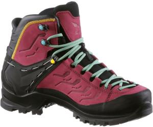 Salewa Damen WS Rapace Gore-Tex Trekking-& Wanderstiefel, Rot (Tawny Port/Limelight 8874), 38 EU