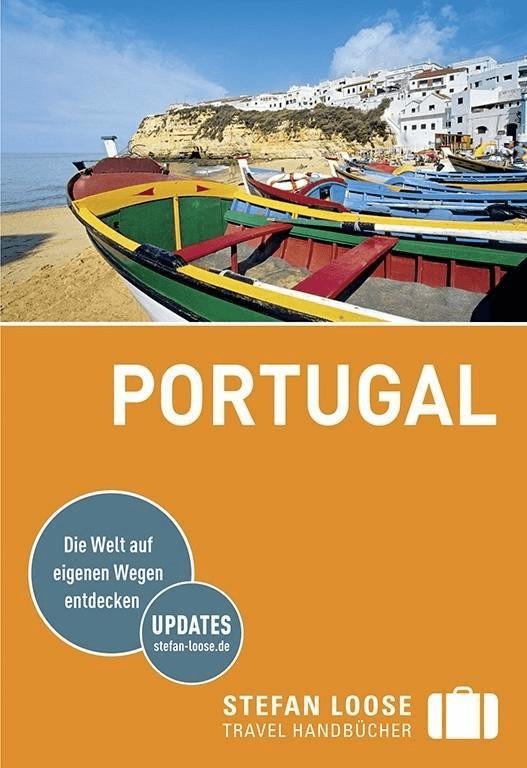 Stefan Loose Reiseführer Portugal (Strohmaier, ...