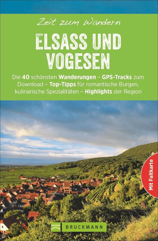 Zeit zum Wandern Elsass und Vogesen (Kröll, Rainer D.)