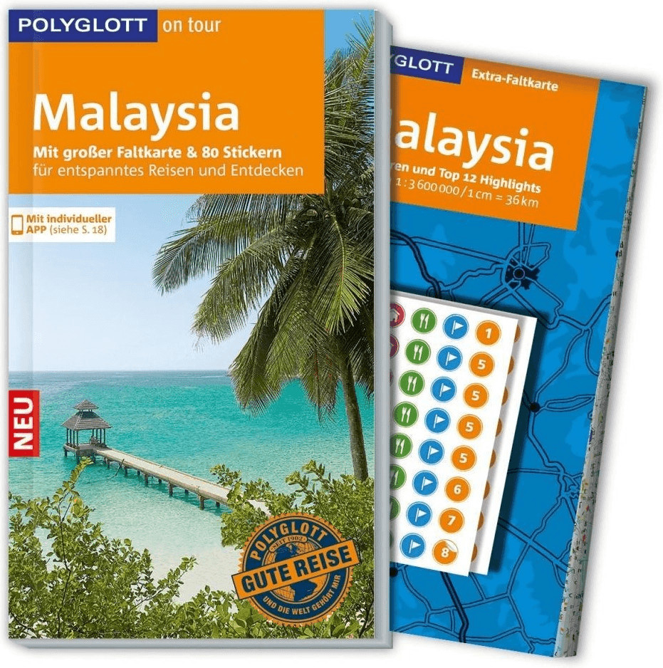 POLYGLOTT on tour Reiseführer Malaysia (Jacobi,...