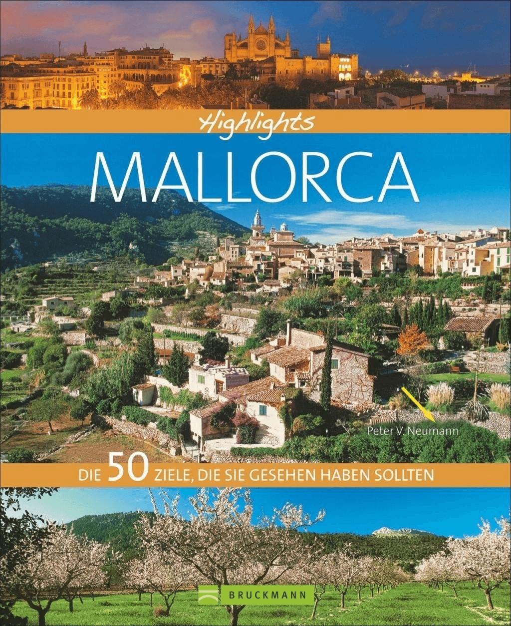 Highlights Mallorca [Gebundene Ausgabe]
