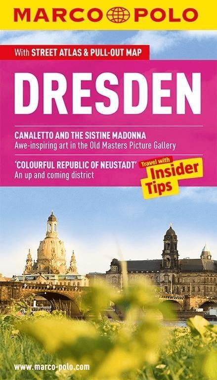 MARCO POLO Reiseführer Dresden, englisch (Stuhrberg, Angela)