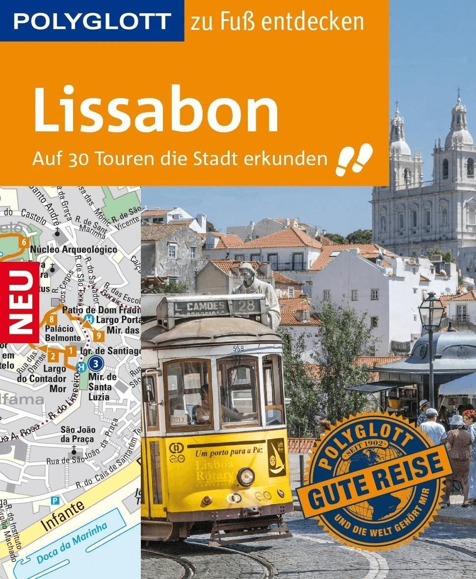 POLYGLOTT Reiseführer Lissabon zu Fuß entdecken...