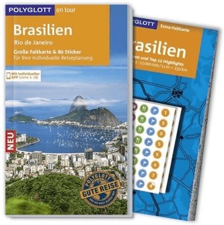 POLYGLOTT on tour Reiseführer Brasilien (Fromme...