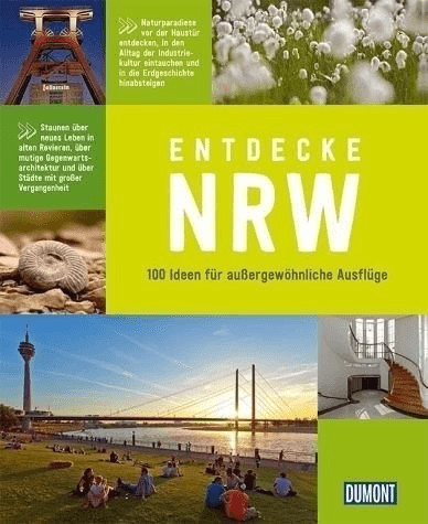 #DuMont Bildband Entdecke NRW [Gebundene Ausgabe]#