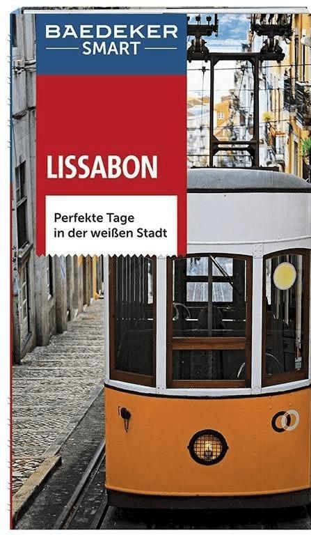 Baedeker SMART Reiseführer Lissabon (Becker, Ka...