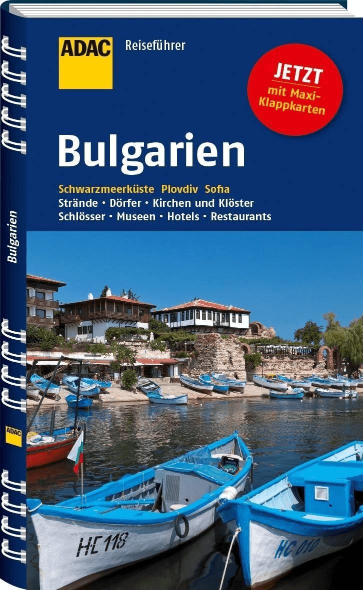 ADAC Reiseführer Bulgarien (Köthe, Friedrich Sc...