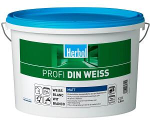 Herbol Profi DIN-WEISS matt 12,5l