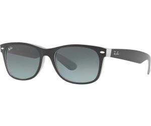 RAY BAN RAY-BAN Herren Sonnenbrille »NEW WAYFARER RB2132«, schwarz, 630971 - schwarz/schwarz