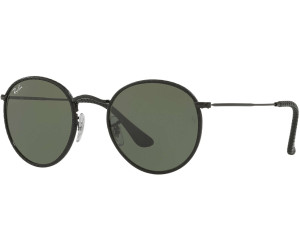 539a3541952 Buy Ray-Ban Round Craft RB3475Q 9040 (black(green classic G-15) from ...
