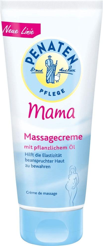 Penaten Mama Massagecreme (100ml)