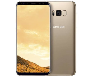 samsung galaxy s8 duos gold ab 489 00 preisvergleich. Black Bedroom Furniture Sets. Home Design Ideas