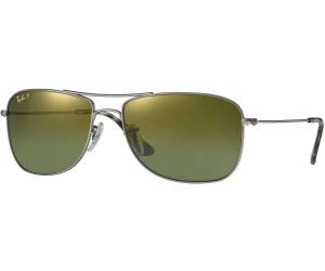 RAY BAN RAY-BAN Herren Sonnenbrille » RB3543«, goldfarben, 112/A1 - gold/blau