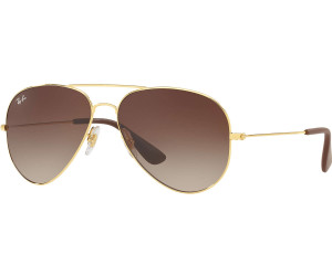 RAY BAN RAY-BAN Sonnenbrille » RB3558«, goldfarben, 001/19