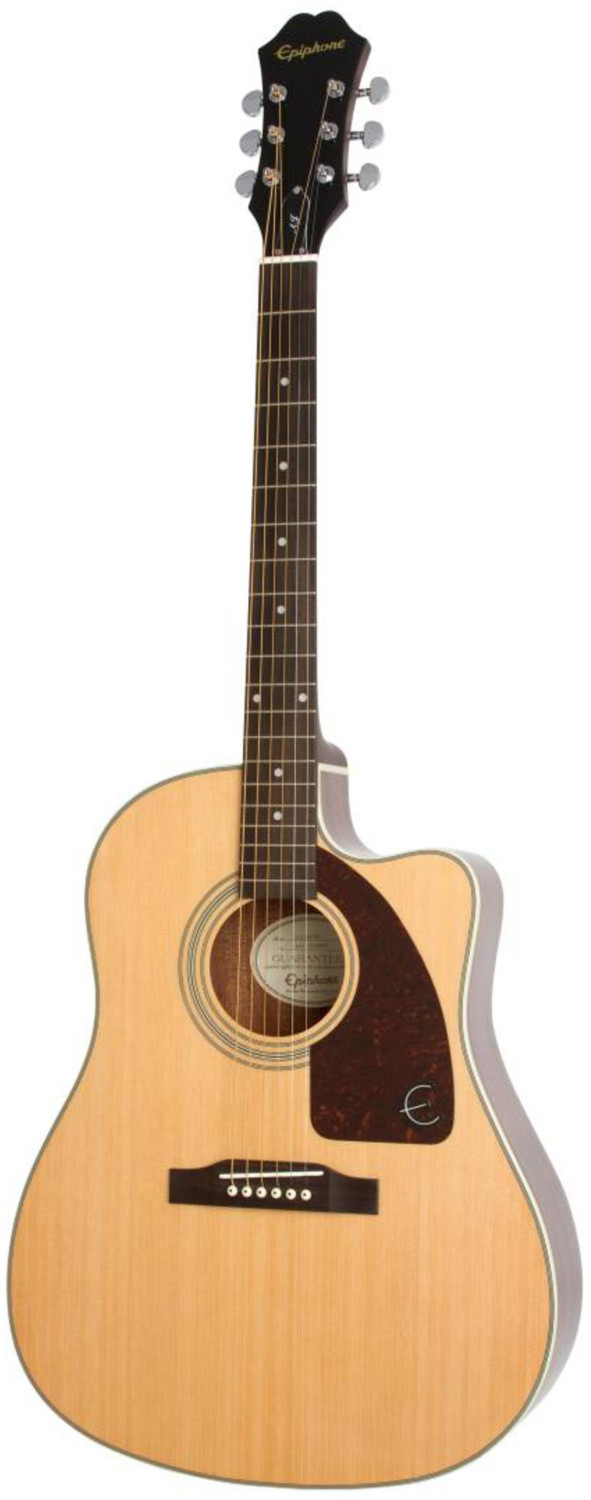 Image of Epiphone AJ-210CE Outfit Limited Edition Natural