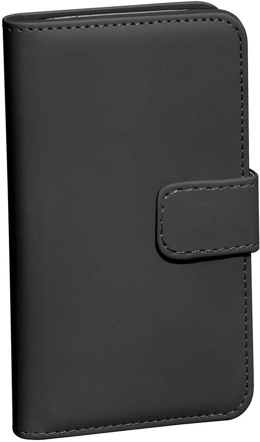 Image of PEDEA Book Cover Classic for Huawei P8 Lite 2017, black