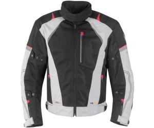 Germot Avenue Motorrad Textiljacke Schwarz 8XL