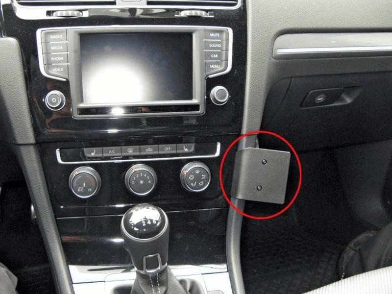 Image of Brodit 855238 ProClip Kfz-Halterung (VW Golf VII)