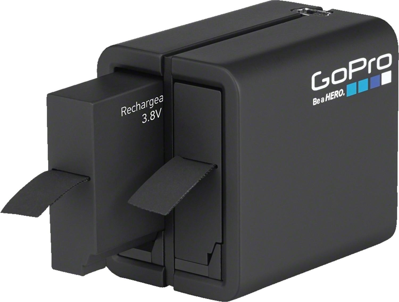 GoPro Dualladegerät + Akku (für HERO5 Black)