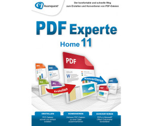 Avanquest PDF Experte 11 Home