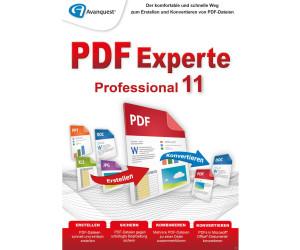Avanquest PDF Experte 11 Professional