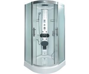 100x100 Th AcquaVapore DTP8058-2313 Dusche Dampfdusche Duschtempel Duschkabine